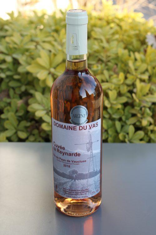 Cuvée la Reynarde – Rosé 2018