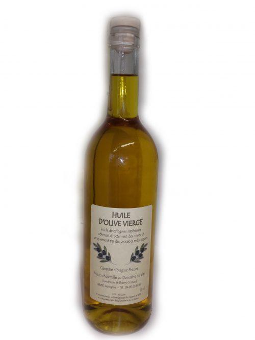 huile d'olive 75 cl